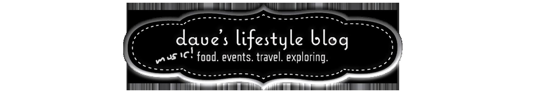 Dave's Lifestyle Blog